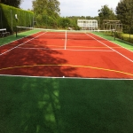 Sports Court Line Marking in Abermagwr 9