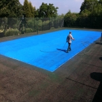 Sports Court Contractors in Ashcombe 2