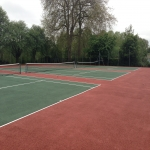 Sports Surface Painting in Aston on Carrant 4