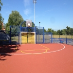 Sports Court Surfacing in Ashford Common 1