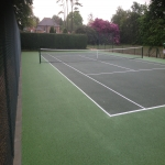 Sports Surface Painting in Aston on Carrant 10