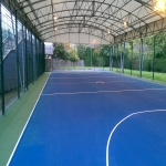 Sports Court Contractors in Akenham 1