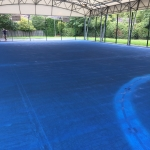 Sports Court Surfacing in Apperknowle 1