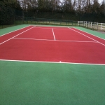 Sports Court Line Marking in Abermagwr 10