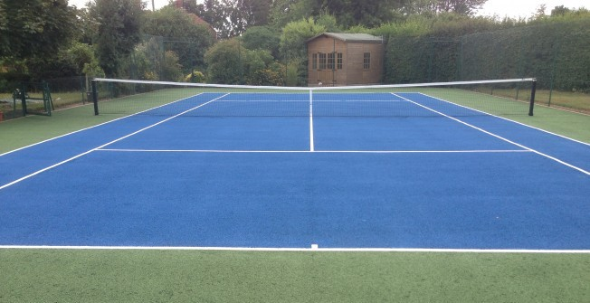 MUGA Surfacing Costs in Abercych