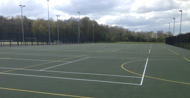 Sports Facility Specialists in Alwington