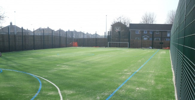Synthetic Turf Pitches in Ashford Common