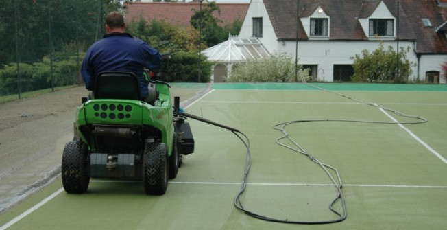 Synthetic Turf Cleaning in Abbotstone